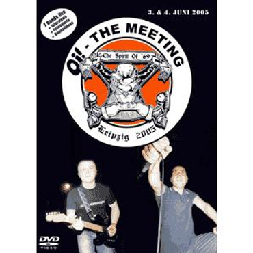 OI! The Meeting 2005 DVD