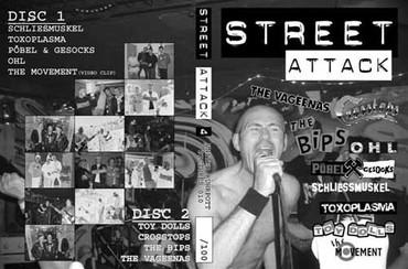Street Attack Vol. 4 2xDVD
