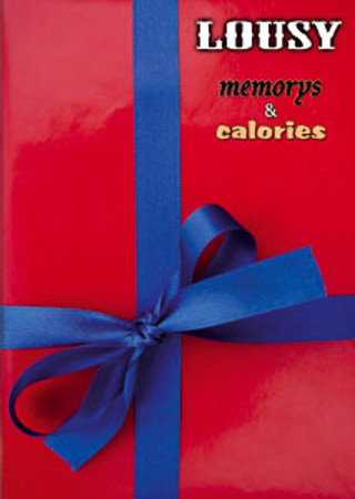 Lousy - Memories & Calories DVD