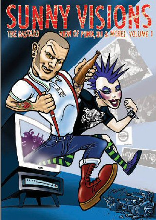 SUNNY VISIONS - The Bastards View of Punk & Oi! - DVD