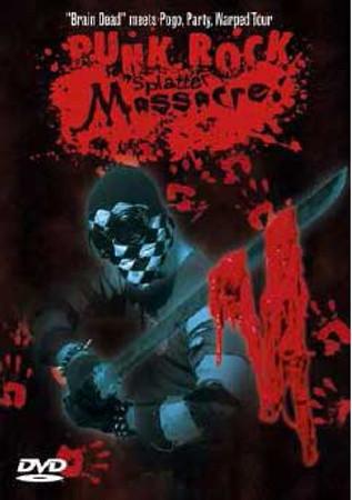 Punkrock Splatter Massacre - Der Spielfilm! Double-DVD