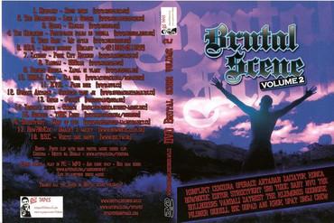 DVD- Brutal Scene Vol. 2 DVD Best of Czech & Slovakian Scene