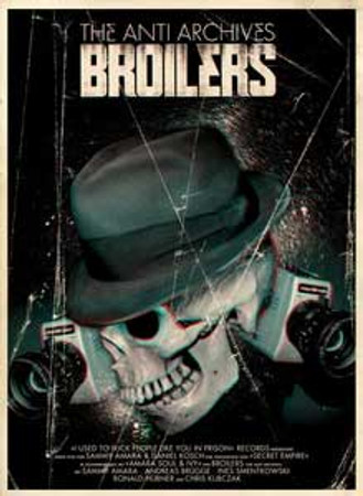Broilers - The Anti Archives- Do-DVD