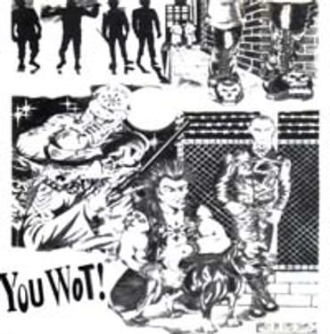 Gobsmakt- You Wot!- (CD)