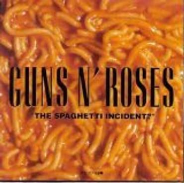 Guns N Roses- The Spaghetti Incident- CD