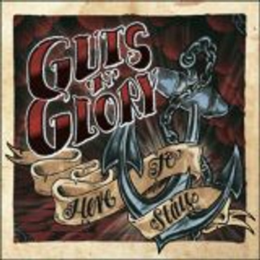 Guts`n´Glory - Destination Nowhere CD