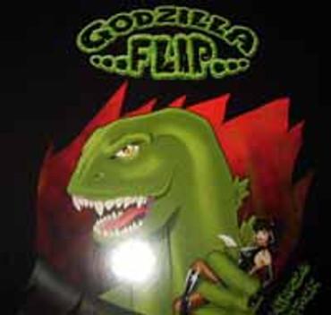 Godzilla Flip- Kamikaze Attack- LP
