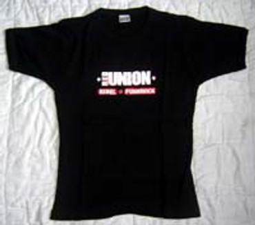 Red Union- Girlie Shirt