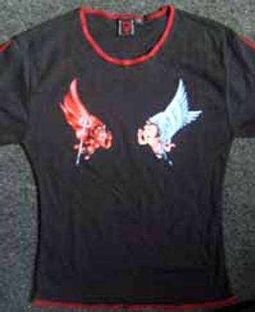 Girlie Shirt