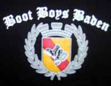 Girlie T- Shirt- Boot Boys Baden