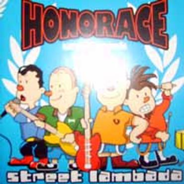 Honorace- unite punk- CD