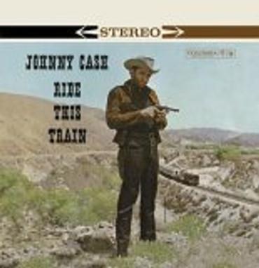 Johnny Cash - Ride This Train - CD