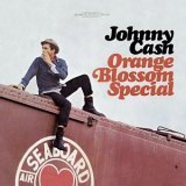 Johnny Cash- Orange Blossom Special- CD