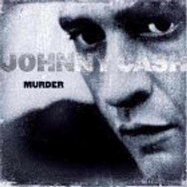 Johnny Cash- Murder- CD
