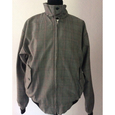 Harrington Jacket - Warrior Clothing - big checked