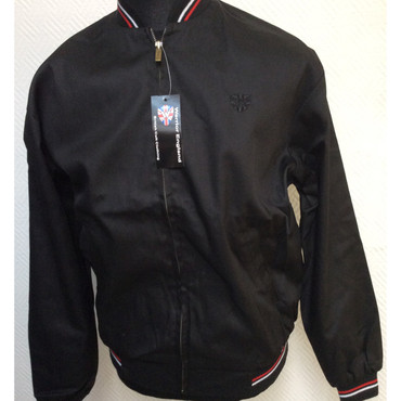 Monkey Jacket - black