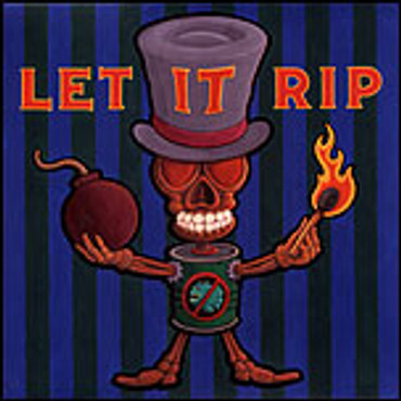 Lombego Surfers - Let it rip (LP)