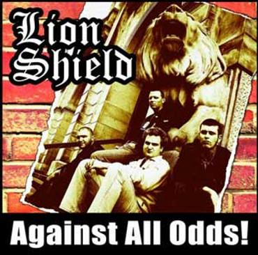 Lion Shield - Against all odds- LP