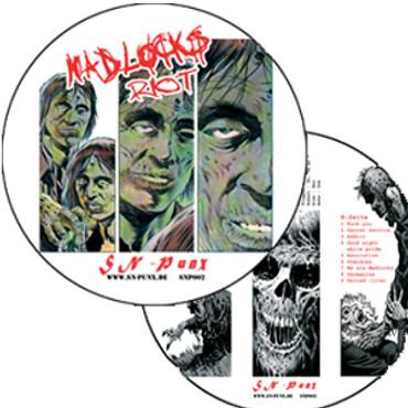 Madlocks -Riot Picture LP
