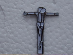 Enamel Pin - Crucified
