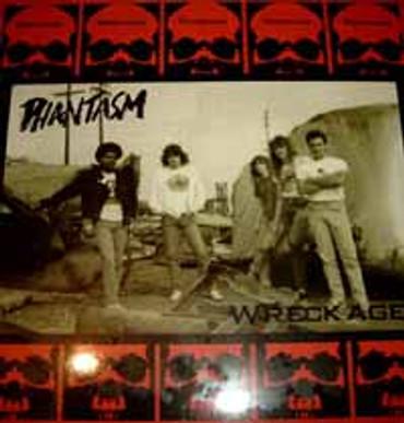 Phantasm- Wreckage- LP