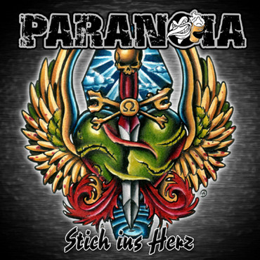 Paranoia- Stich ins Herz- LP