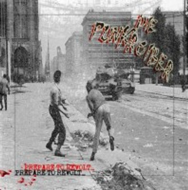 Punkroiber (die) - Prepare to Revolt - LP