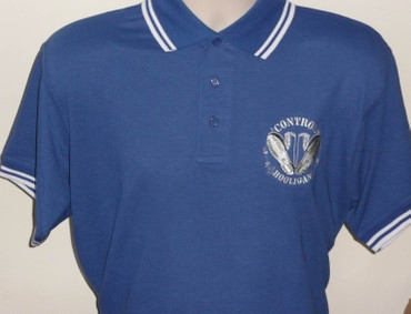 Poloshirt - Control - blue