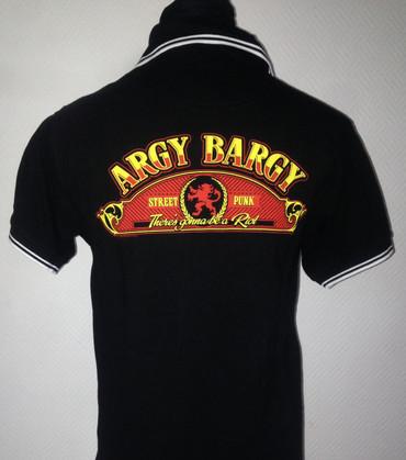 Poloshirt - Argy Bargy - black – Image 1