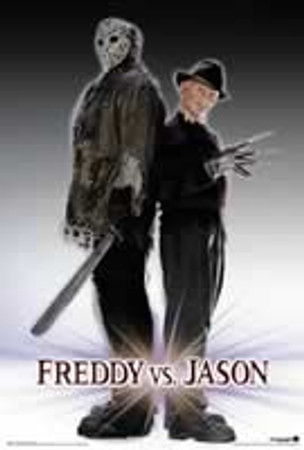 Poster- FREDDY VS. JASON