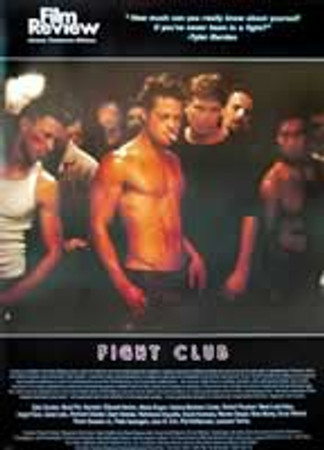 Poster- FIGHT CLUB