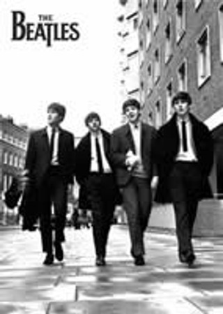 Poster- Beatles