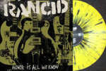 Rancid- honor is all we know- LP+CD 001