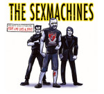 Sexmachines - Fight like Cats & Dogs CD -Vanilla Muffins