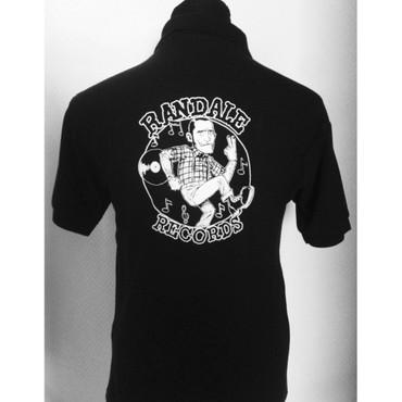 Poloshirt - Randale Records - black – Image 1