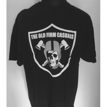 T-Shirt - The Old Firm Casuals - Nation - black