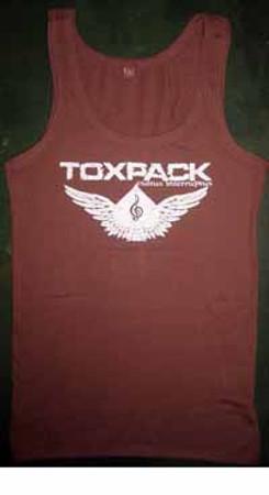 Toxpack- Girlie Tank Top