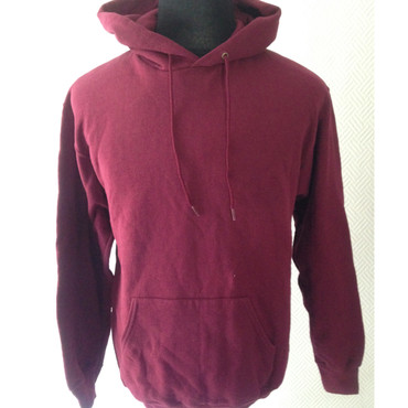 Kapuzenpullover - Fruit of the Loom - bordo
