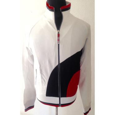 Hoodie Jacket - Ben Sherman - white