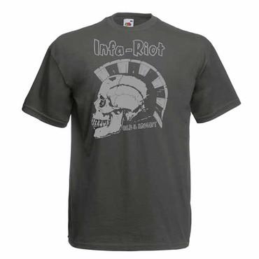 T-Shirt - Infa Riot - Skull