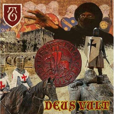 The Templars - Deus Veult - CD