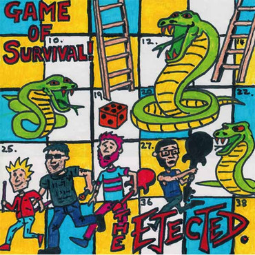 Ejected (the) - Game of Survival - LP - limited
