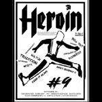 Fanzine - Heroin - number 9