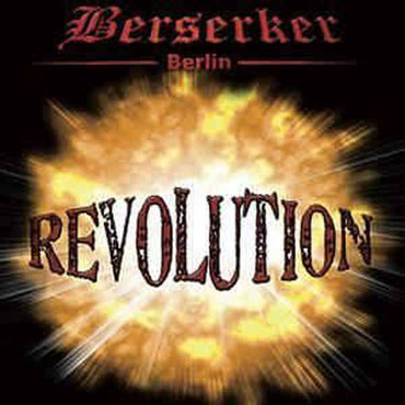 Berserker - Revolution - CD