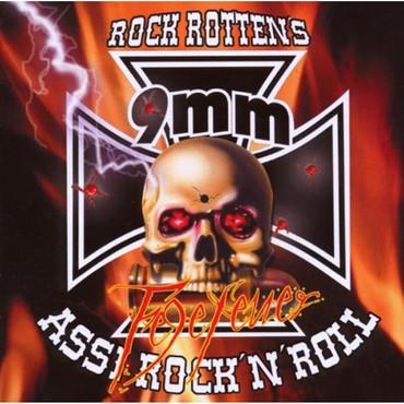 Rock Rotten's 9 MM Assi Rock n Roll - Fegefeuer - CD