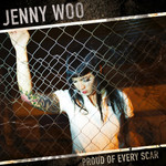 Jenny Woo - Proud of Every Scar - LP - limitiert klar
