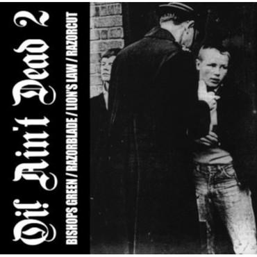 Sampler - Oi! ain't dead - Vol 2 + Vol 3 - CD