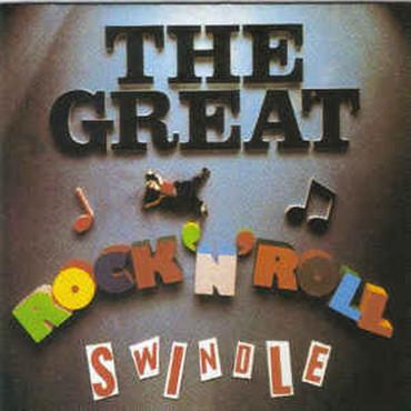 Sex Pistols - the great Rock n Roll swindle - CD