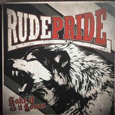 Rude Pride - Take it as it comes - LP