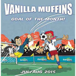 Vanilla Muffins - Goal of the Month - Jul/Aug - Single